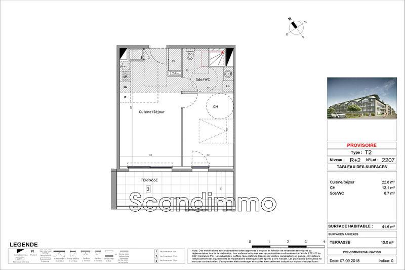 Photo n°15 - Vente appartement Marseillan 34340 - 149 000 €