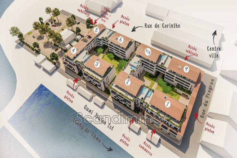 Photo n°4 - Vente appartement Marseillan 34340 - 233 000 €