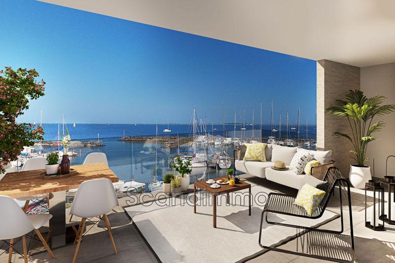 Photo n°2 -  appartement Marseillan 34340 - 377 000 €