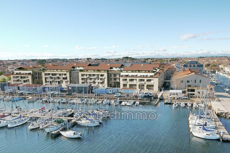 Photo n°1 -  appartement Marseillan 34340 - 149 000 €
