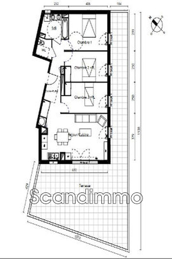 Photo n°14 -  appartement Agde 34300 - 279 000 €