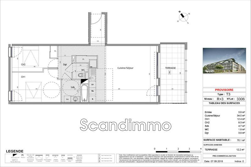 Photo n°15 -  appartement Marseillan 34340 - 377 000 €