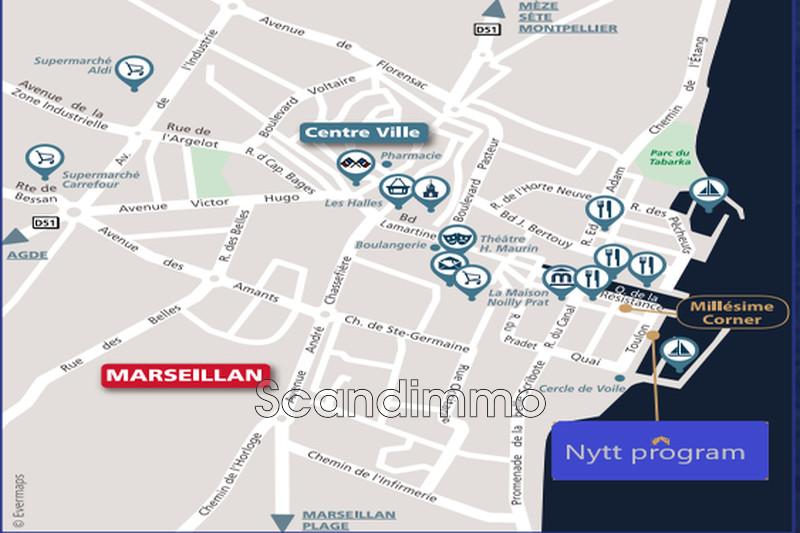 Photo n°9 -  appartement Marseillan 34340 - 529 000 €