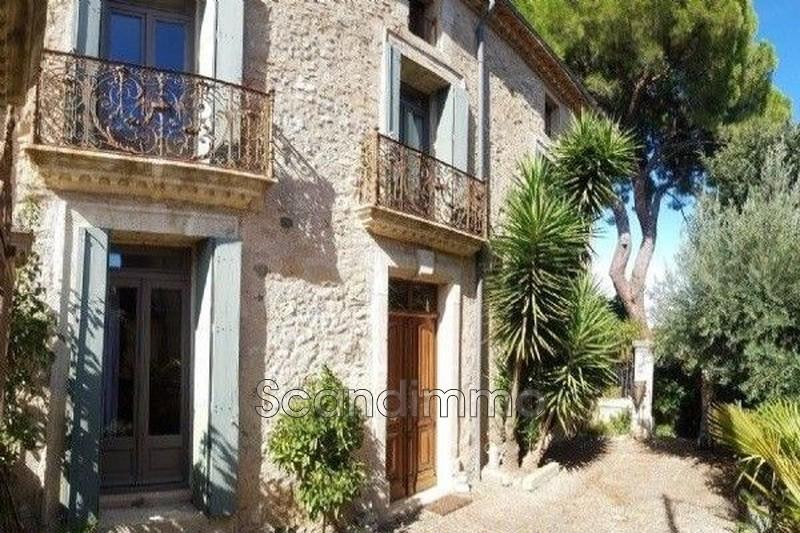Photo Maison de maître Pézenas Proche centre ville,   achat maison de maître  6 chambres   355m²