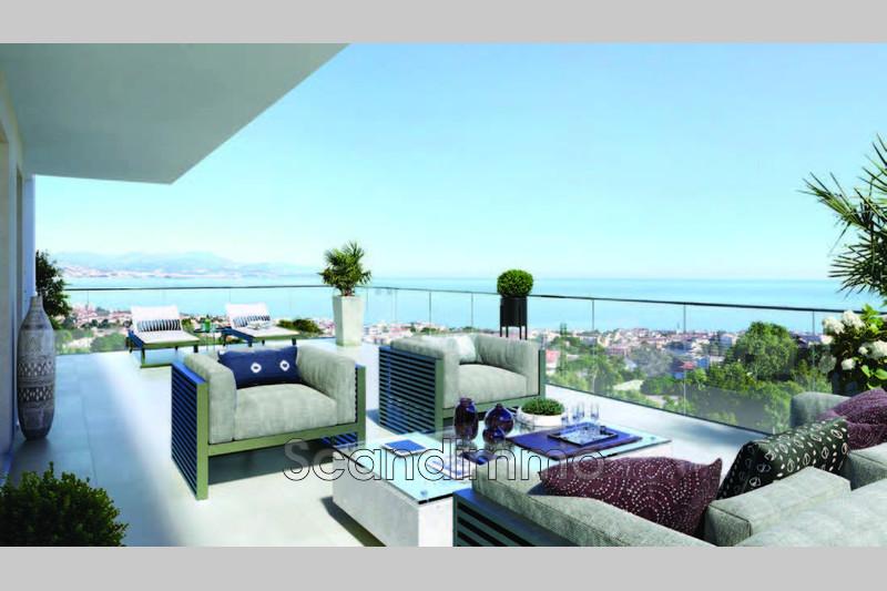 Photo Appartement de prestige Antibes Collines,  Neuf appartement de prestige  3 pièces   62m²