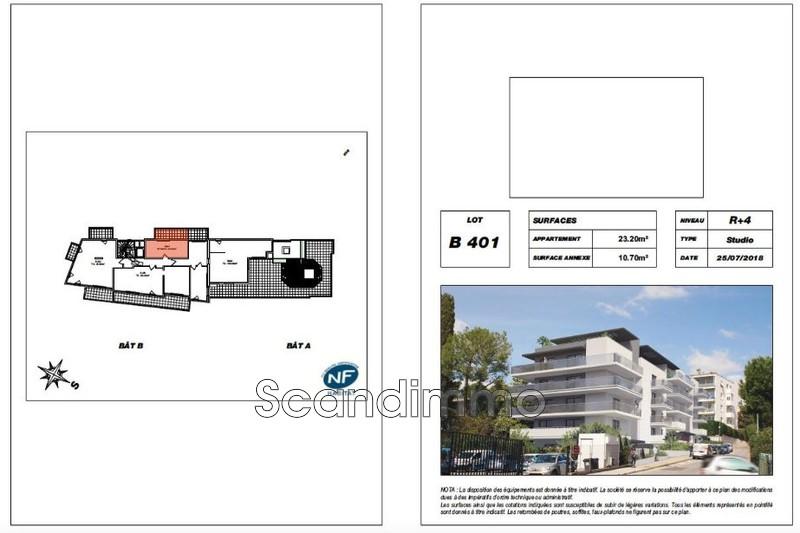 Photo n°5 -  appartement Cagnes-sur-Mer 06800 - 159 000 €
