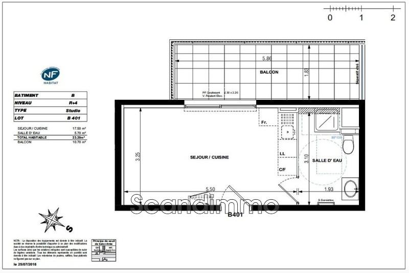 Photo n°6 -  appartement Cagnes-sur-Mer 06800 - 159 000 €
