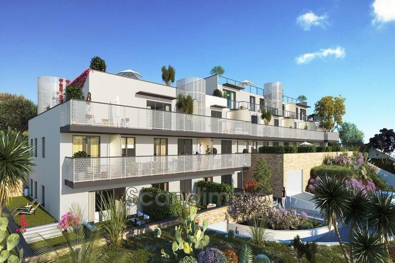 Photo Rez-de-jardin Nice Proche centre ville,  Neuf rez-de-jardin  4 pièces   84m²