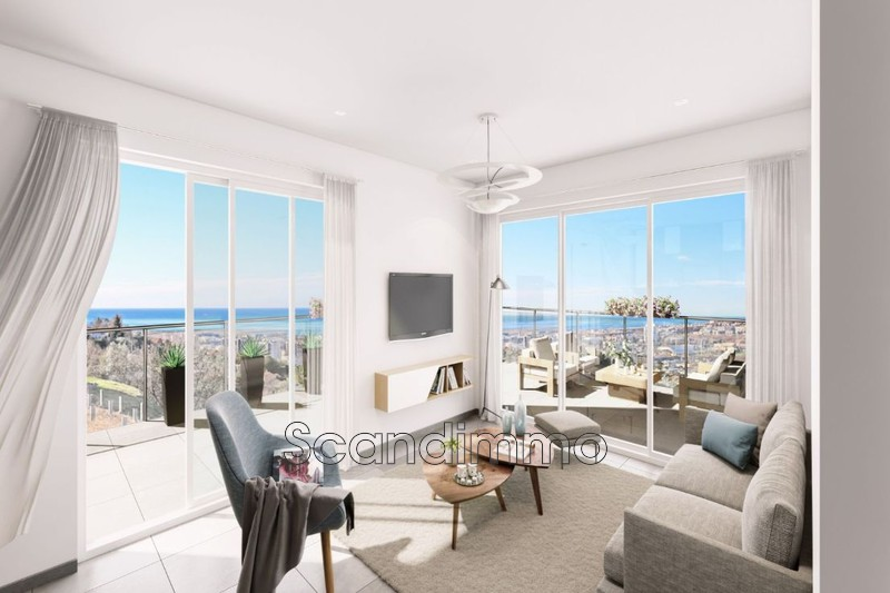 Photo n°2 -  Appartement rez-de-jardin Nice 06000 - 499 000 €