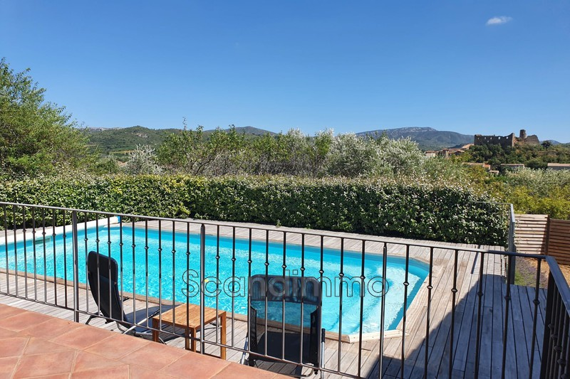 Photo Villa Durban-Corbières Village,   achat villa  5 chambres   154m²