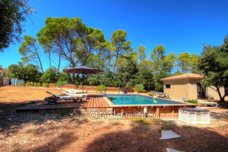 Photo n°4 - Vente Maison villa Lorgues 83510 - 549 000 €