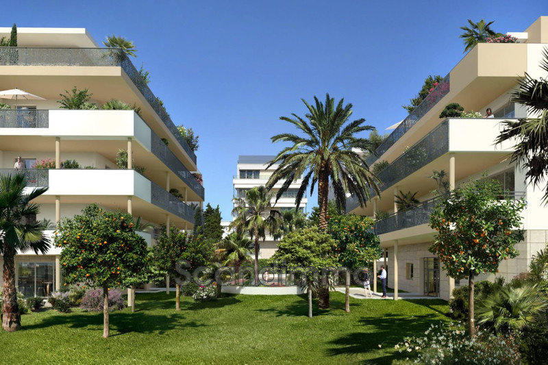 Photo Luxury apartment Cannes Proche plages,  New construction luxury apartment  2 bedroom   46 m²