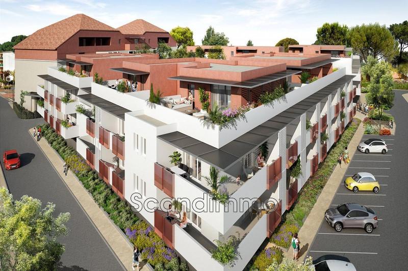 Photo Appartement Agde Languedoc,   achat appartement  2 pièces   46m²