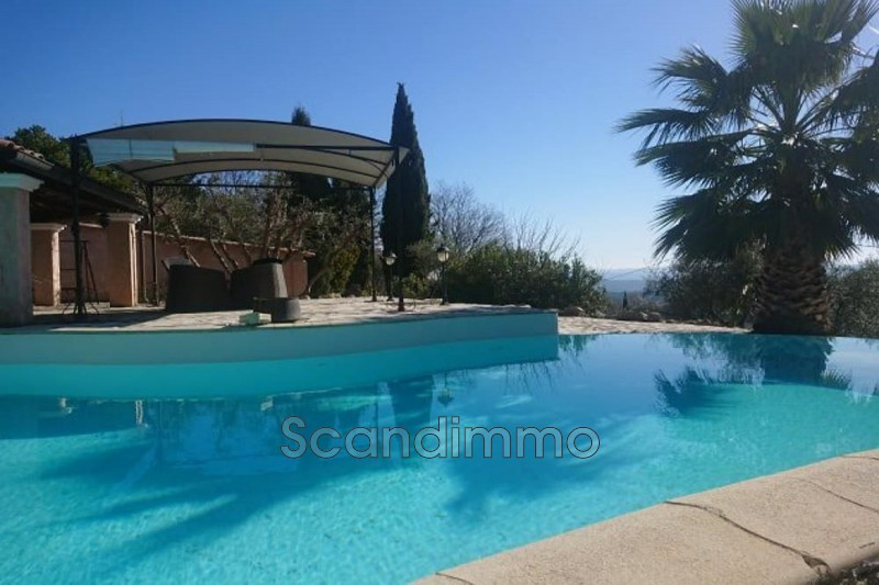 Photo Villa Cotignac Proche centre ville,   achat villa  4 chambres   155m²