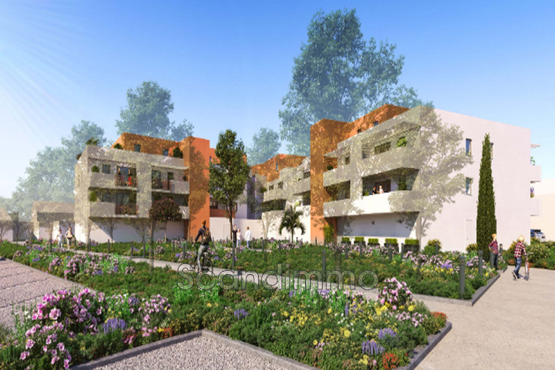 Photo Apartment Agde Languedoc,  New construction apartment  3 bedroom   63 m²