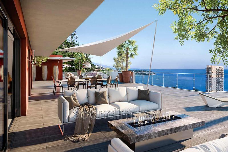 Photo Appartement de prestige Beausoleil Riviera,  Neuf appartement de prestige  3 pièces   71m²