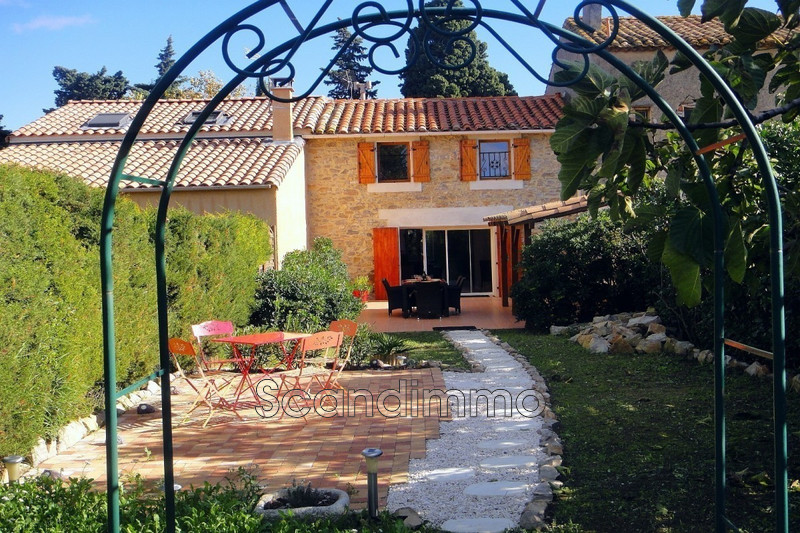Photo Village house Ventenac-en-Minervois Village,   to buy village house  3 bedroom   109m²