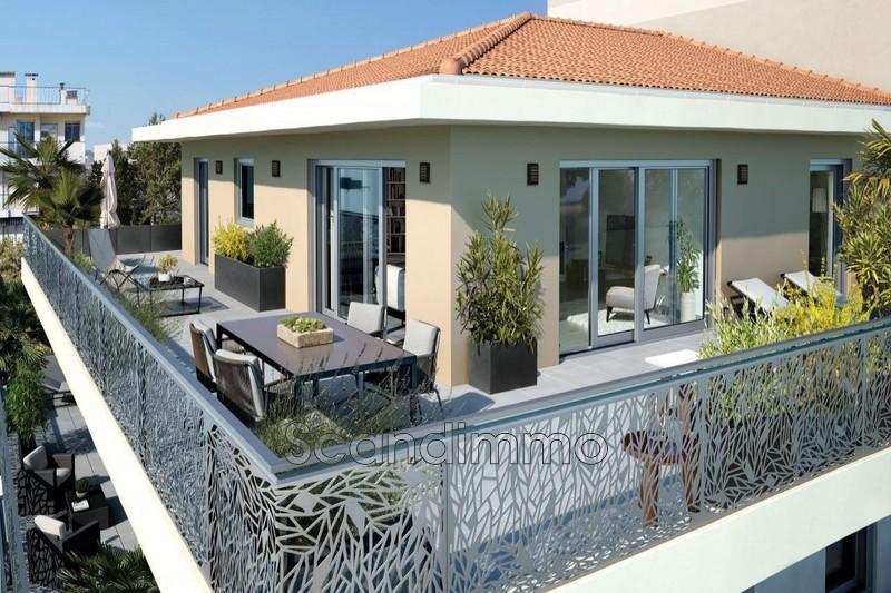 Photo Villa sur le toit Cannes Proche plages,  Neuf villa sur le toit  4 pièces   92m²