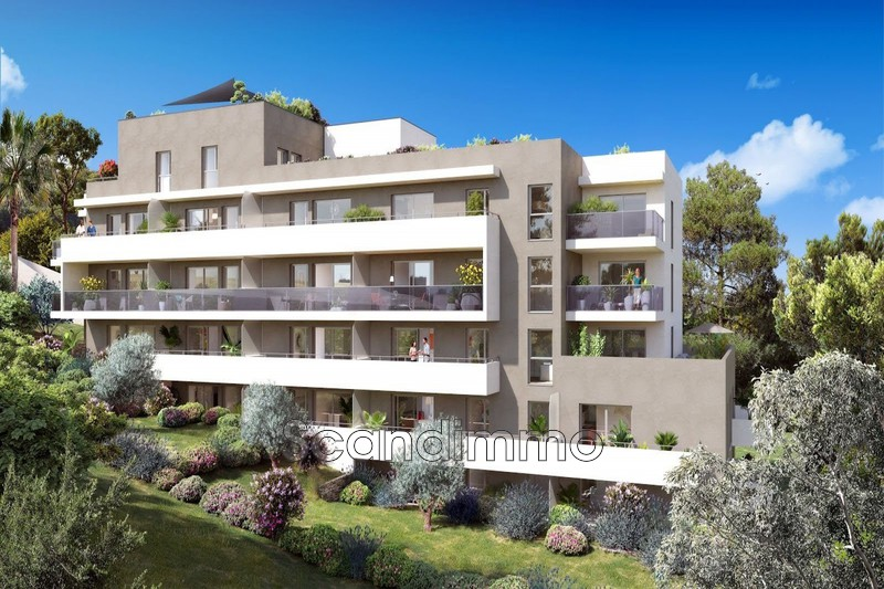 Photo Appartement Antibes Collines,  Neuf appartement  1 pièce   22m²
