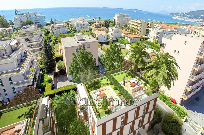 Photo Appartement Juan-les-Pins Proche plages,  Neuf appartement  3 pièces   63m²