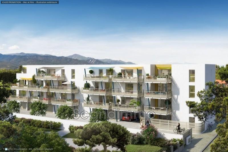 Photo Appartement Argelès-sur-Mer Proche plages,  Neuf appartement  3 pièces   61m²