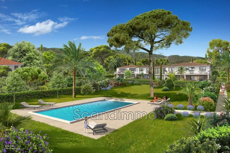 Photo Duplex Sainte-Maxime Provence,   to buy duplex  4 bedroom   100 m²