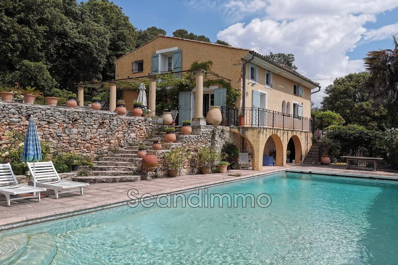 Photo Villa Cotignac Proche centre ville,   to buy villa  3 soverom   180m²