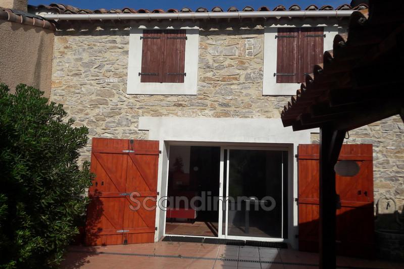 Photo Maison de village Ventenac-en-Minervois Village,   achat maison de village  3 chambres   109m²