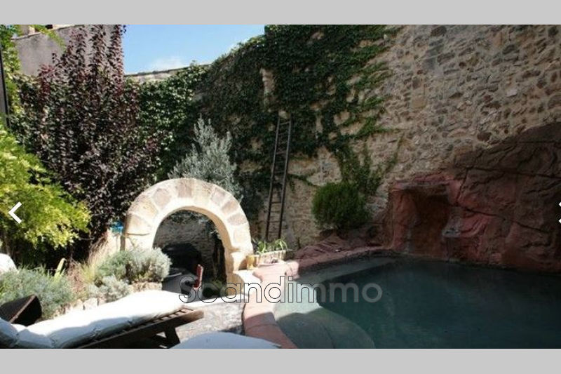 Photo n°1 - Vente maison de village Fournès 30210 - 299 000 €