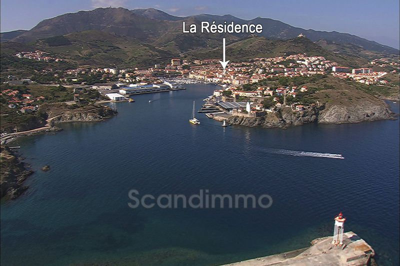 Photo n°4 - Vente appartement Port-Vendres 66660 - 375 000 €