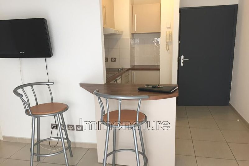 Photo n°2 - Location appartement Ganges 34190 - 381 €