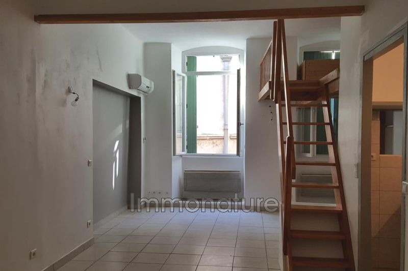 Photo n°1 - Location appartement Ganges 34190 - 365 €