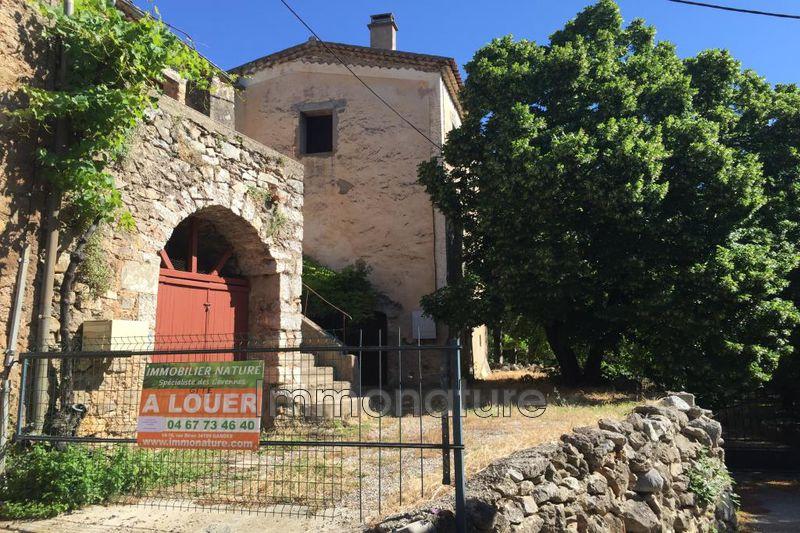 Photo Maison de village Saint-Jean-de-Buèges  Location saisonnière maison de village  2 chambres   50m²