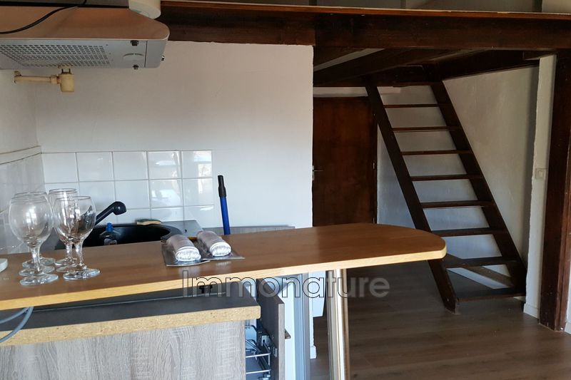 Photo n°1 - Location appartement Ganges 34190 - 280 €