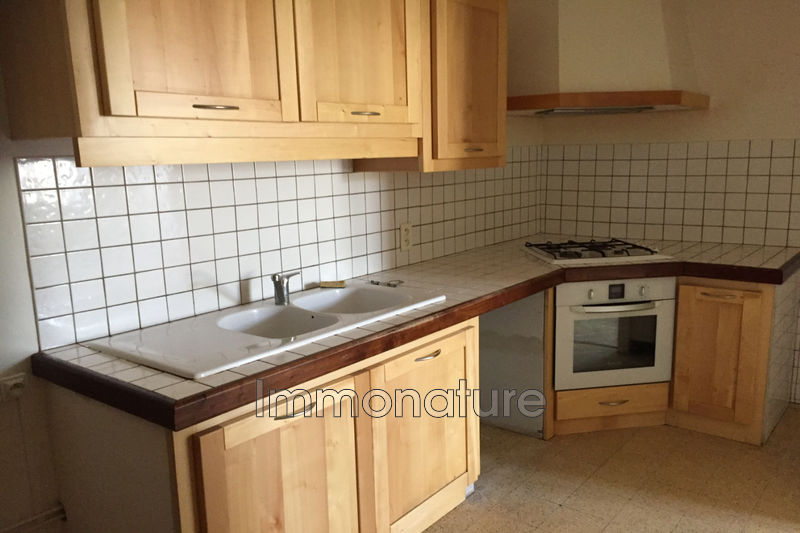 Photo n°1 - Location appartement Ganges 34190 - 640 €