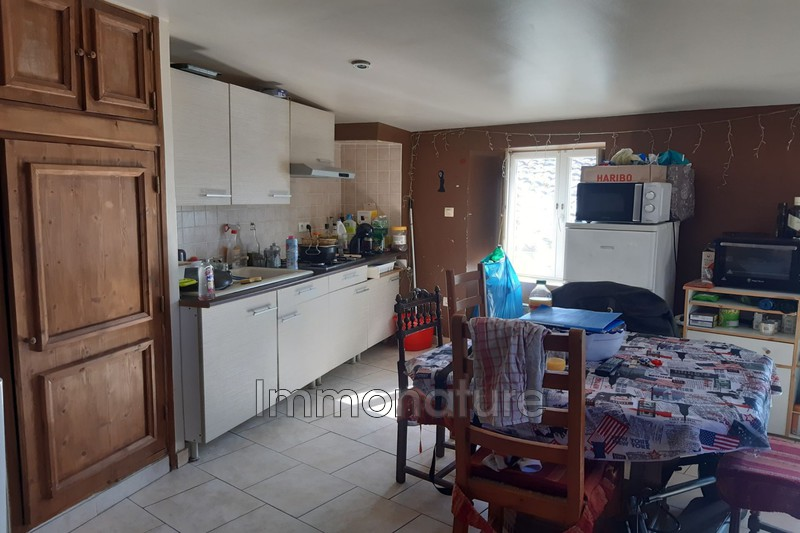 Photo n°1 - Location appartement Ganges 34190 - 350 €