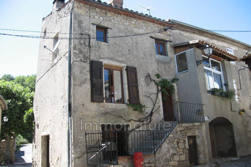 Photo Maison de village 5 min du vigan   achat maison de village  1 chambre   75m²