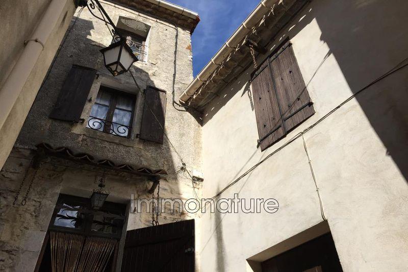Photo Maison de village Saint-Laurent-le-Minier   achat maison de village  1 chambre   69m²