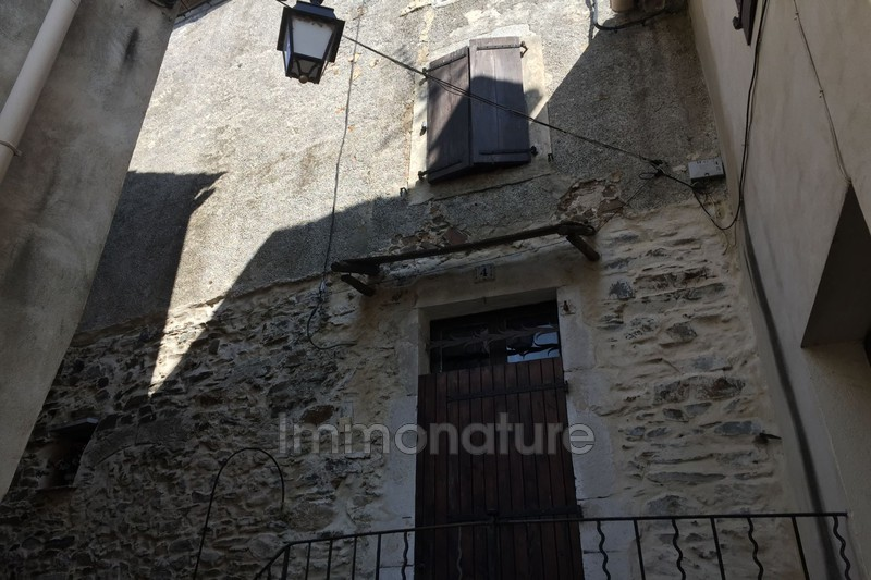 Photo Maison de village Saint-Laurent-le-Minier   achat maison de village  1 chambre   69 m²