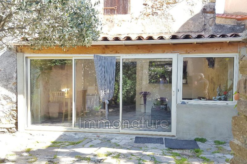 Photo n°5 - Vente maison de village Sumène 30440 - 252 000 €