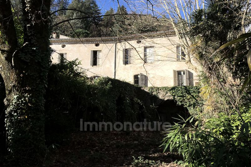 Photo n°3 - Vente Maison propriété Sumène 30440 - 265 000 €