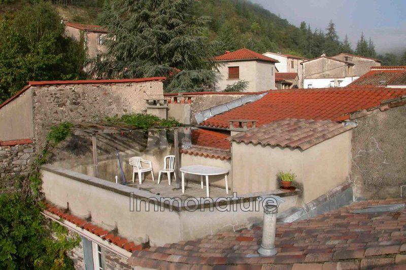 Photo Maison de village Saint-Laurent-le-Minier   achat maison de village  4 chambres   152m²