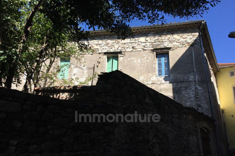Photo Maison de village Saint-Laurent-le-Minier   achat maison de village  2 chambres   176 m²