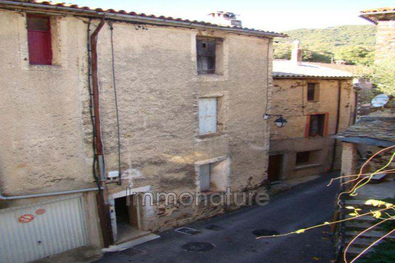 Maison de village Saint-Martial   achat maison de village  2 chambres   90m²