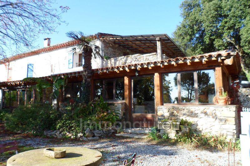Photo n°2 - Vente maison Saint-Hippolyte-du-Fort 30170 - 755 000 €