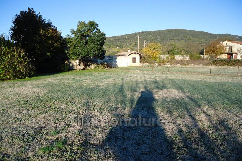 Photo Terrain Ganges 45 mn de montpellier,   achat terrain   728 m²