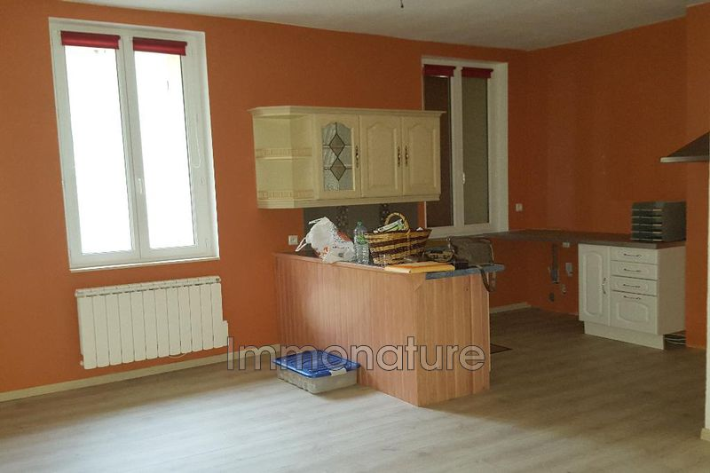 Photo n°1 - Vente appartement Valleraugue 30570 - 64 000 €
