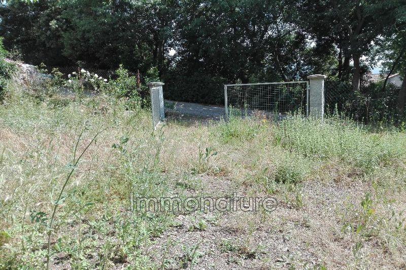 Photo Terrain constructible Cazilhac   achat terrain constructible   731m²