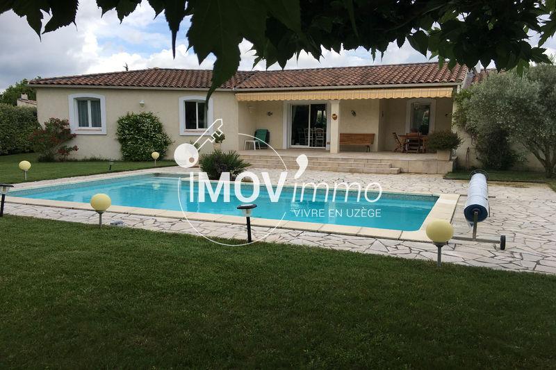 Villa Uzès Proche centre ville ,   achat villa  3 chambres   124m²