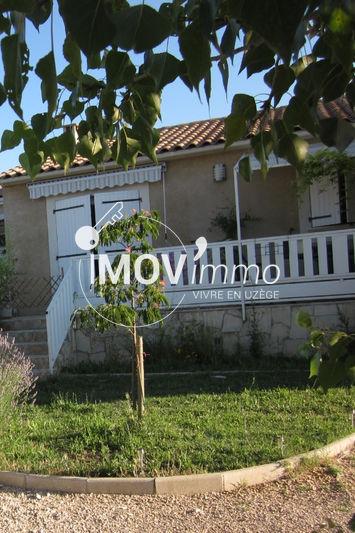 Maison Uzès Périphérie village ,   achat maison  2 chambres   60m²